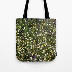 nature Florins Tote Bag
