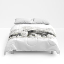 Rhino and Calf Comforters
