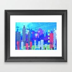 Reverie Framed Art Print