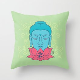 Kalasha Throw Pillow