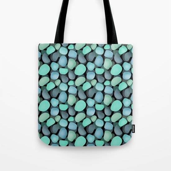Sea pebbles . No. 1 Tote Bag