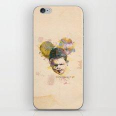 Micky kid. iPhone & iPod Skin