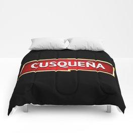 Cerveza Cusqueña Comforters