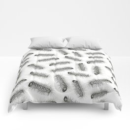 Hairy grubs Comforters