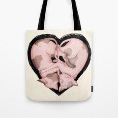 Snuggliphinx  Tote Bag
