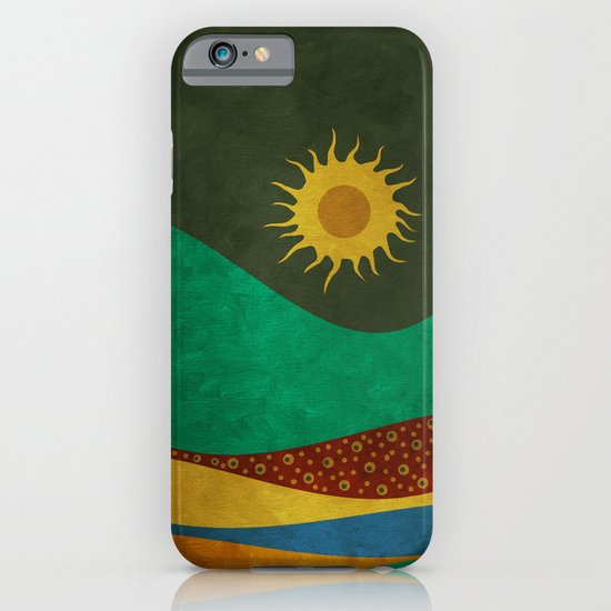 color under the sun (III) iPhone & iPod Case