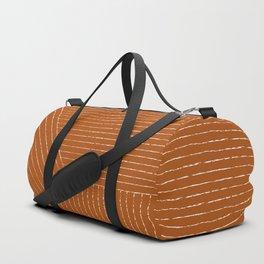 Lines (Rust) Sporttaschen