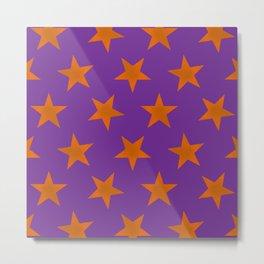 Stars 6 Metal Print