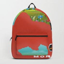 Mongolia Backpack