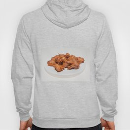fried chicken wings Hoody