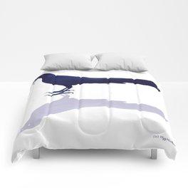 Blackbird Blue   Comforters