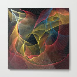 Martian Law Metal Print