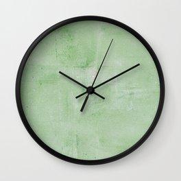 Abstract No. 489 Wall Clock