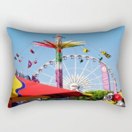 County Fair Rectangular Pillow
