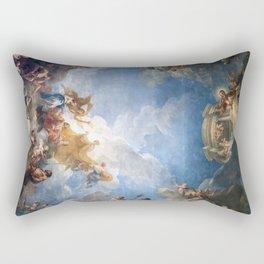 Château de Versailles Hercules Room Ceiling Rectangular Pillow