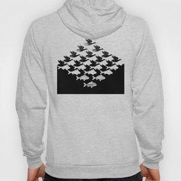 Escher - Sky and Water Hoody