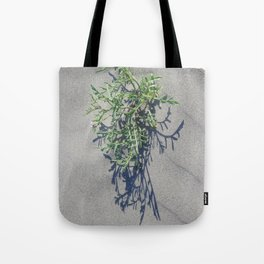 Shoreline Shadow 1 Tote Bag
