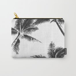 Palm Trees from Below Carry-All Pouch