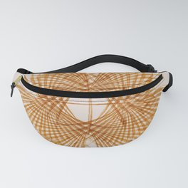 Palm Leaves Composition Fanny Pack