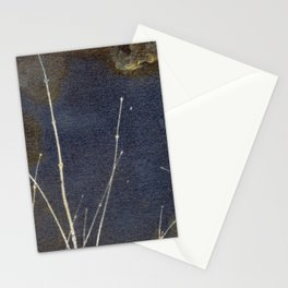 Mottled Twigs Stationery Cards
