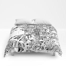 Berlin buildings map Comforters