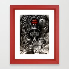 Giger Wars Framed Art Print