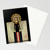 Renaissance Madonna Stationery Cards