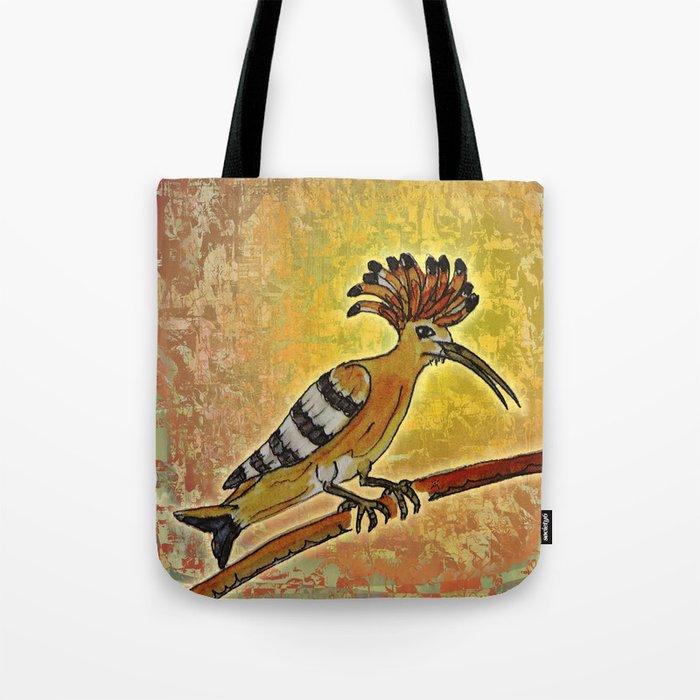 Hoopoe 2 / Nature Tote Bag