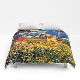 rebarbative pacification Comforters