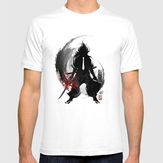 Corporate Samurai T-shirt