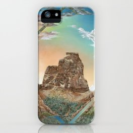 Colorado National Monument Polyscape iPhone Case