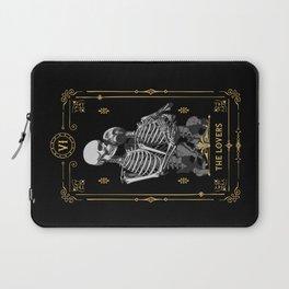 The Lovers VI Tarot Card Laptop Sleeve