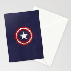 Meduzzle: Capitan's America Geometry Stationery Cards