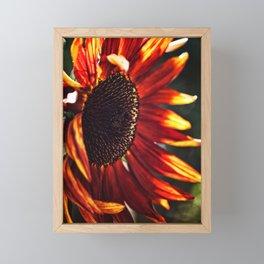 Fire Within Framed Mini Art Print