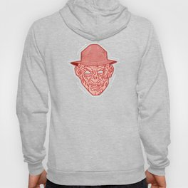 Cut Along Dotted Line Hoody