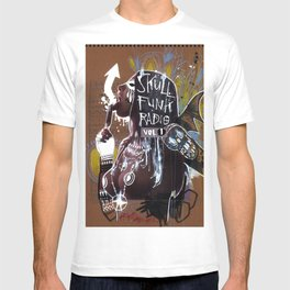 SKULL FUNK RADIO VOL. 1 T-shirt