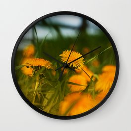 On the Pasture Wall Clock