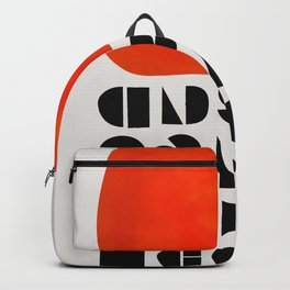 Solar Symbol Backpack