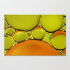 Oranges & Limes Canvas Print