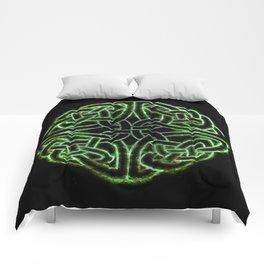 Celtic Glow Comforters