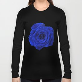 blue rose Long Sleeve T-shirt
