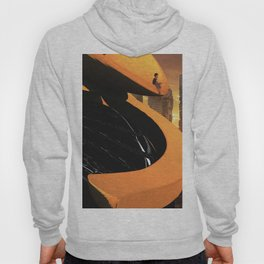 Fishing Boy Hoody
