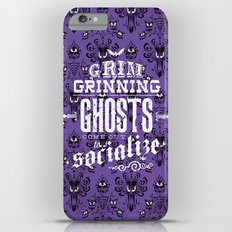 Haunted Mansion - Grim Grinning Ghosts iPhone 6 Plus Slim Case