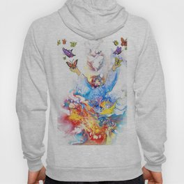 The Butterfly Deva Hoody