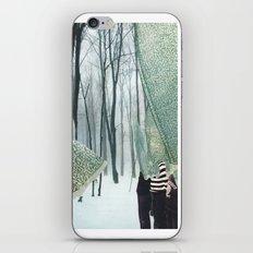 Sheets iPhone & iPod Skin