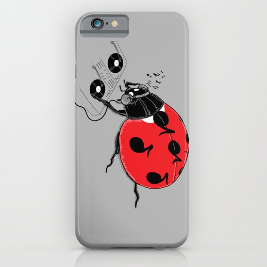 DJ beatLE  iPhone & iPod Case