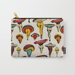 Sexy mushrooms Carry-All Pouch