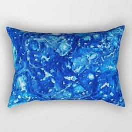 Pour Number 11: Starry Night Rectangular Pillow