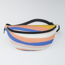 sunrise surf Fanny Pack