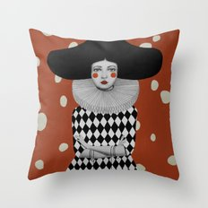 Rodinia Throw Pillow